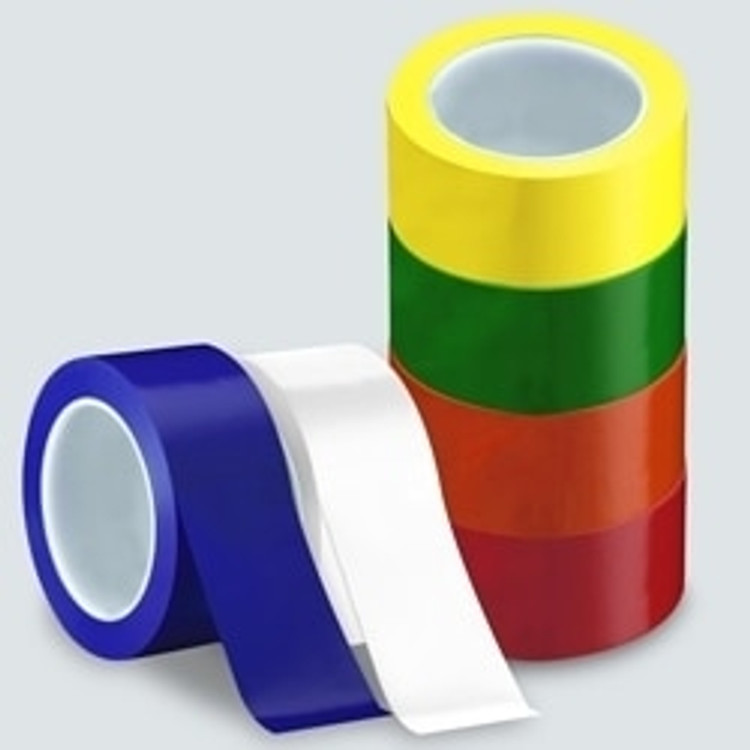 "Get 1"" Cleanroom Tape, Polyethylene, 36 yds/roll TAPE-1 at Harmony"