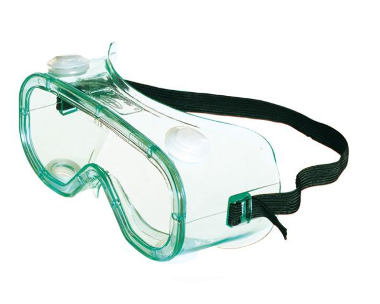 Uvex A610S Safety Goggles, Antifog, Indirect Vent, Clear Lens, each | Harmony Lab and Safety Supplies