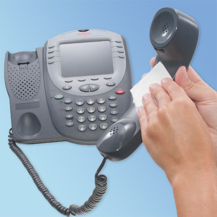 Get CleanTex CT808 Phone Wipes CT808-Phone-Wipes at Harmony