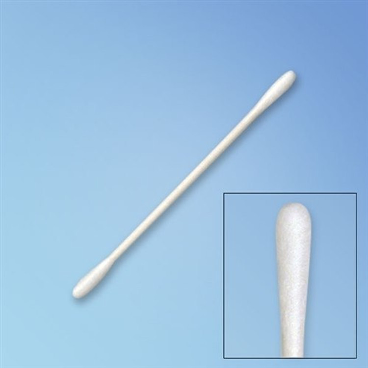 "Get Puritan Double Regular Tip Cotton Swab, 3"" Paper Shaft 893-PC-DBL at Harmony"