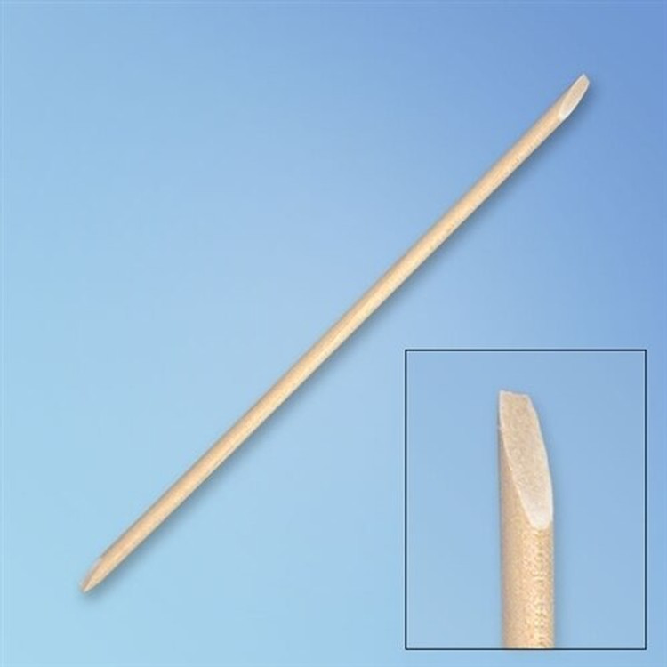 "Get Puritan 7"" Orange Sticks, Single & Double Bevel Ends, 0.188"" D., 1000/case P2970-CASE at Harmony"