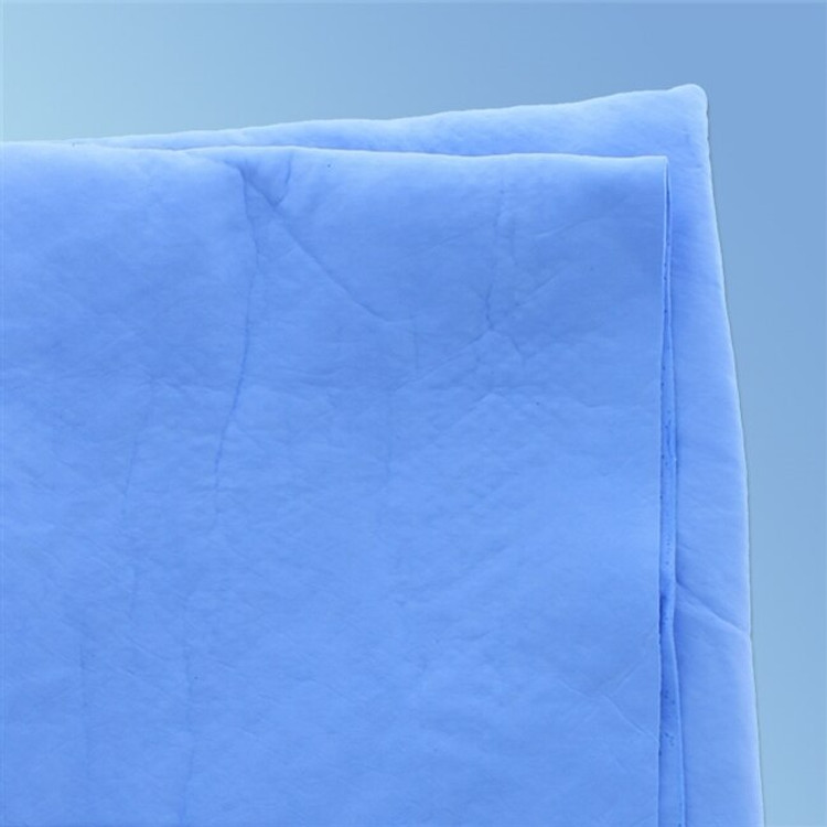 Evaporative PVA Cooling Towel, Blue, each