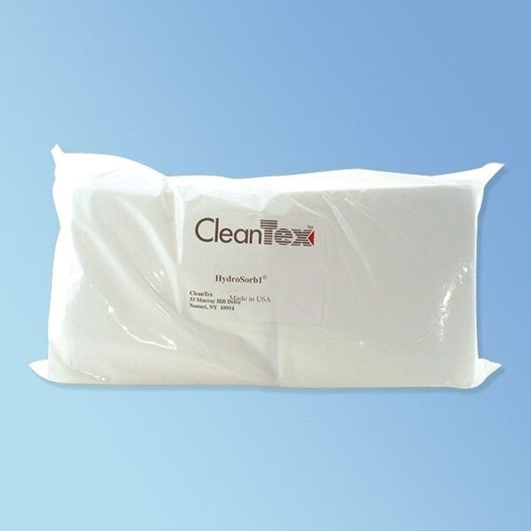 Get Cleantex Hydrosorb I Polyester/Cellulose Non-Woven Wipes CT604&609 at Harmony