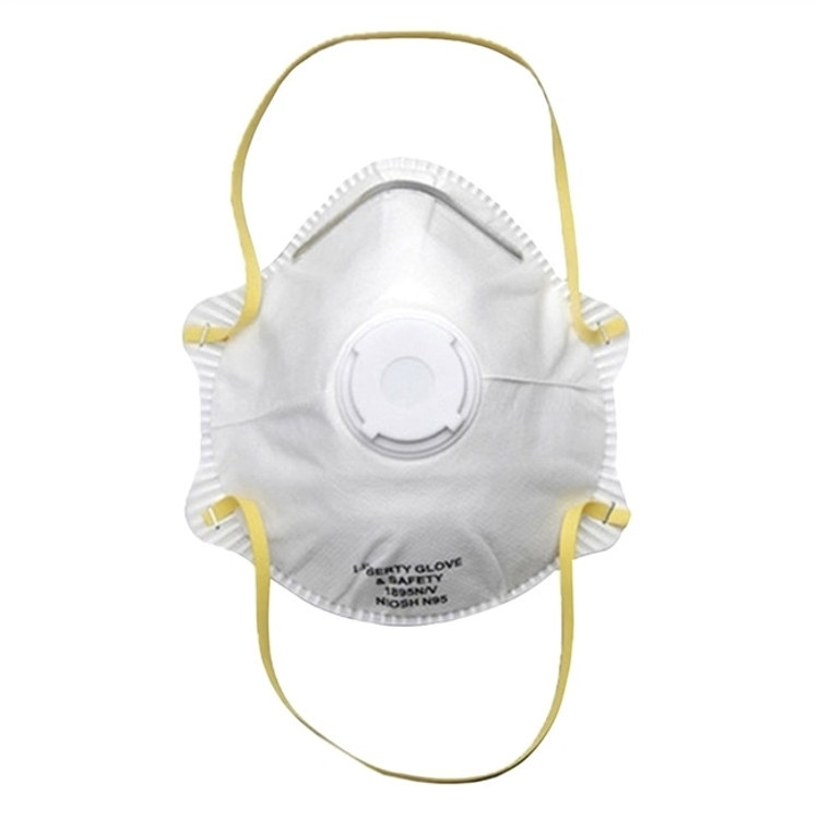 Get DuraMask N95 Particulate Respirator with Breather Valve, 10/Box T5200-AV at Harmony