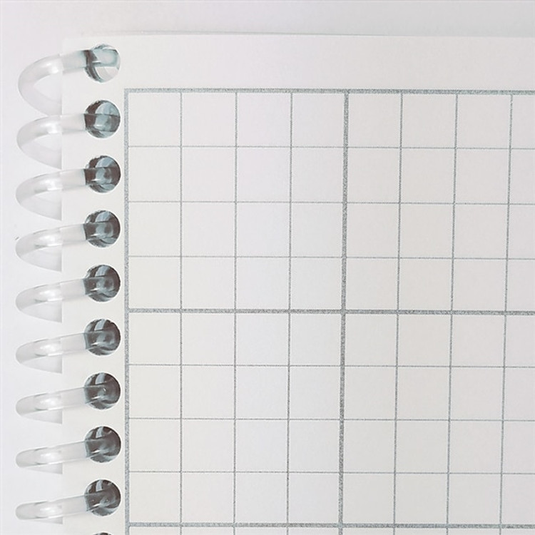 """Get Cleanroom Notebook, 5.5"""" x 8.5"""" Engineering Grid, 100 Pages, ea TNBENG58 at Harmony"""