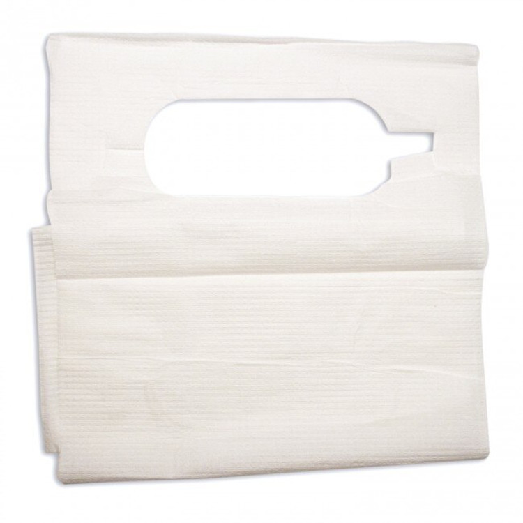 Get Disposable Adult Bibs, Overhead Closure, White, 300/cs Dynarex 4406 at Harmony