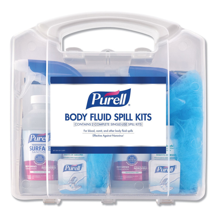Get Purell Body Spill Kit, 3841-08-CLMS at Harmony