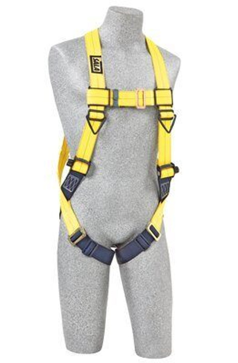 Get DBI-SALA Delta No-Tangle Full-Body Vest-Style Harness with iSafe Technology with Pass-Thru Leg Buckles, ea LAG-1103321 at Harmony
