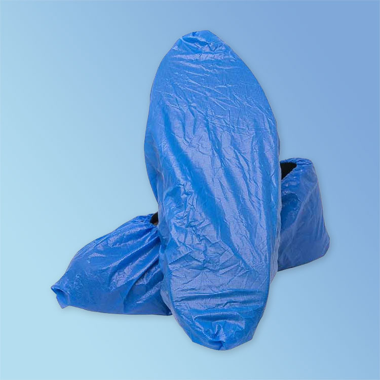 Get Seamless Shoe Covers, Blue, 500/pair (T330ETH-BE) at harmony