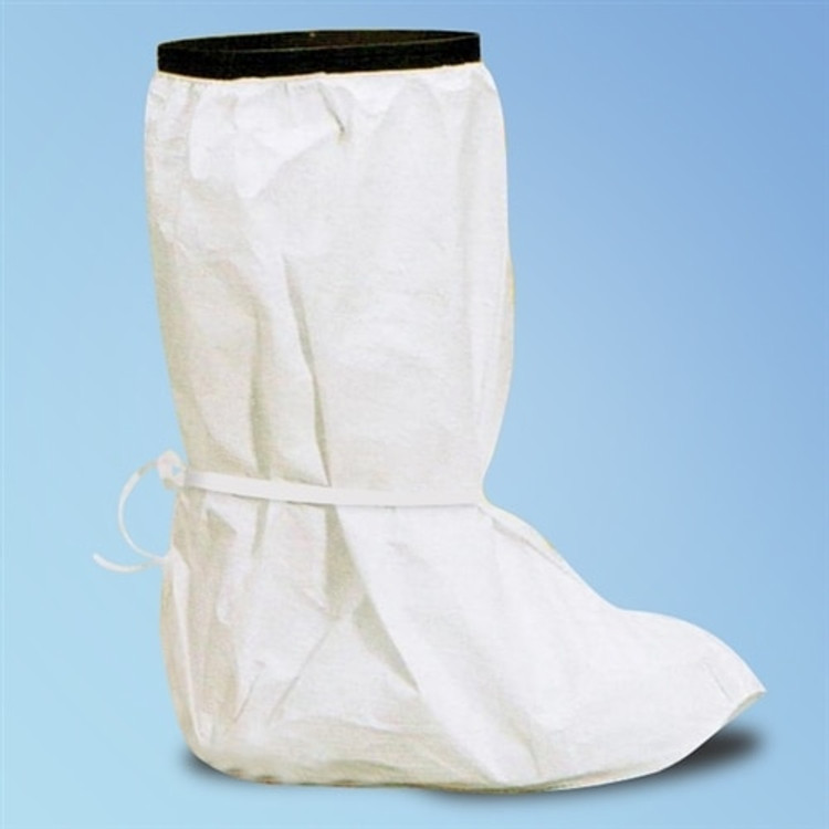 Get Tyvek IsoClean IC458 Boot Covers with Sure Gripper Sole, LG and XL, 50 pairs/cs at Harmony