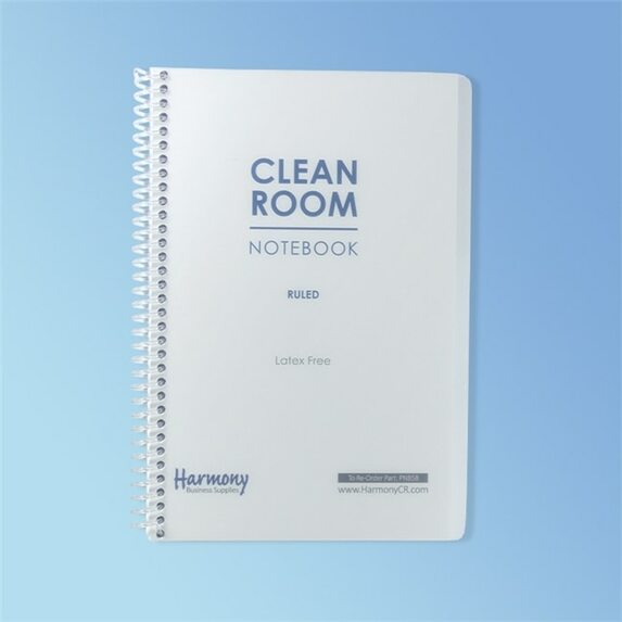 get cleanroom notebooks