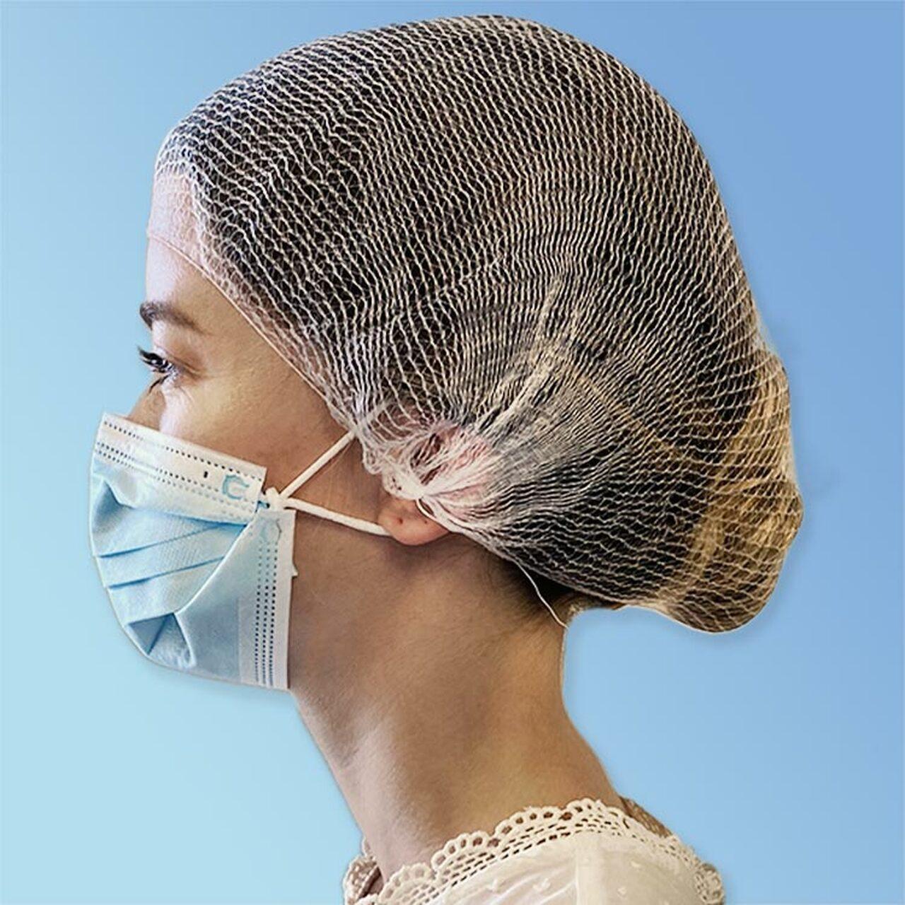 honeycomb hair nets