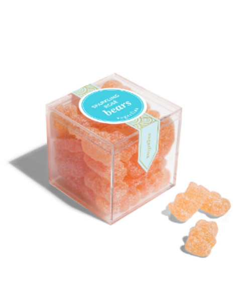 Sparkling Rose Bears Candy, small
