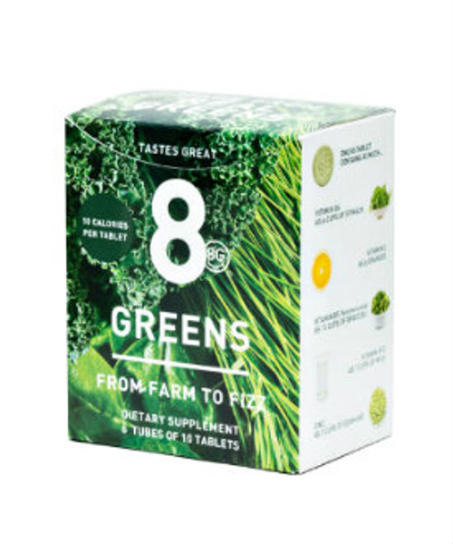 8Greens Dietary Supplement, 6-Pack