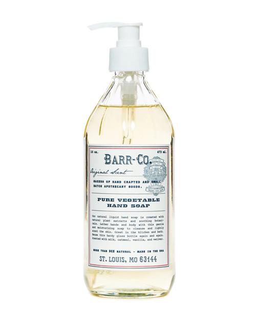 Hand Soap, original scent