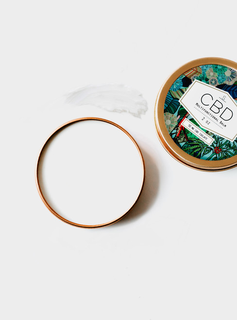 CBD Pain Relieving Muscle, Joint & Skin Balm