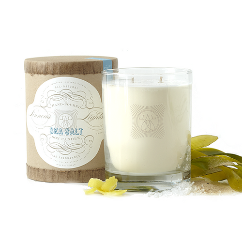 Sea Salt, 2-wick candle