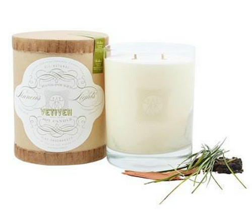 Vetiver, 2-wick candle