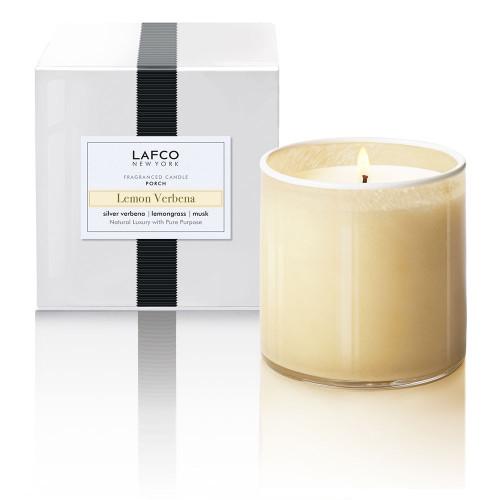 {Lemon Verbena} Porch Candle