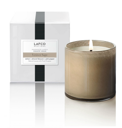 {Vetiver Sage} Country House Candle