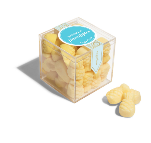 Parisian Pineapples, Gummy Candy, small