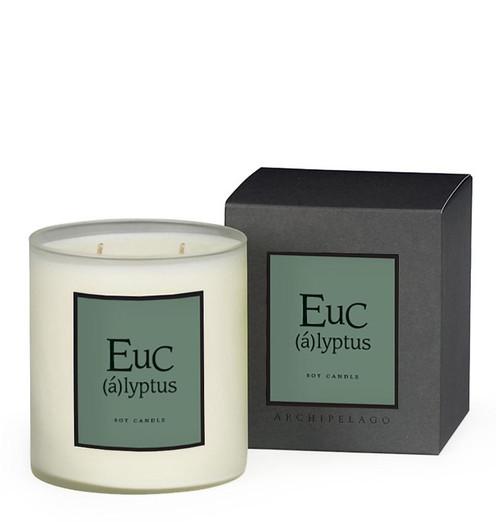 Boxed Candle, Eucalyptus