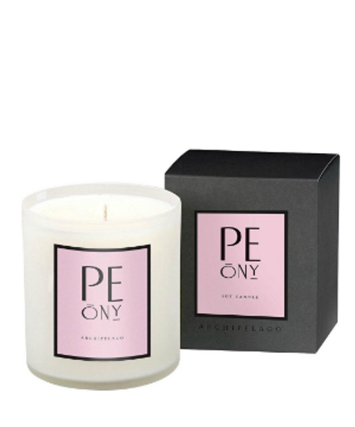 Boxed Candle, Peony