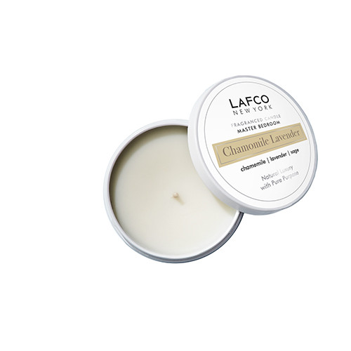 {Chamomile Lavender}  Master Bedroom Candle, Travel