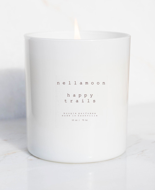 Happy Trails Candle