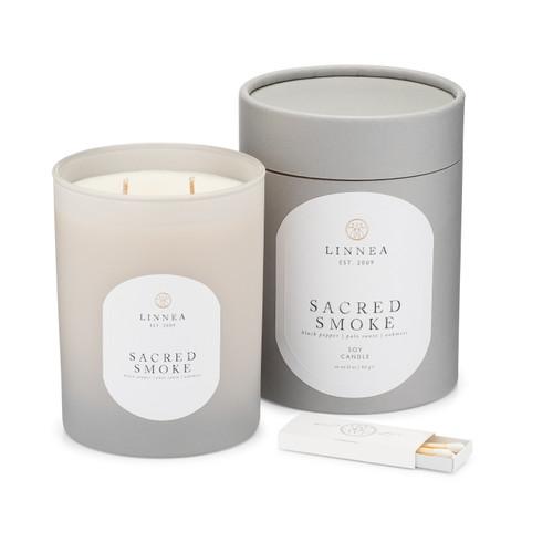 Sacred Smoke, 2-wick candle
