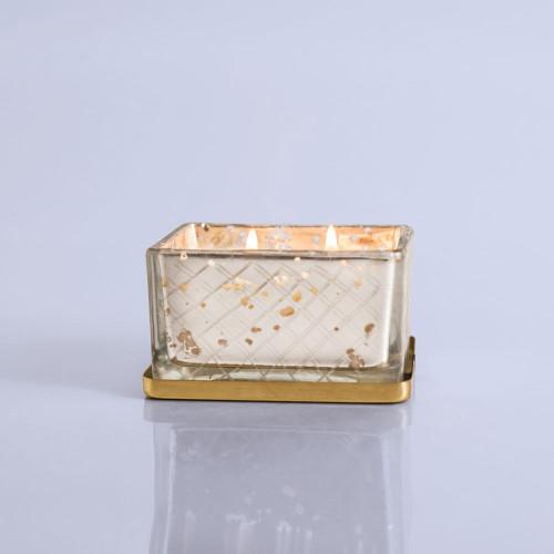 Volcano Mercury Jewel Box candle, 4 oz