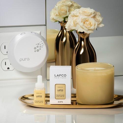Pura + Lafco Refill, chamomile lavender   bedroom