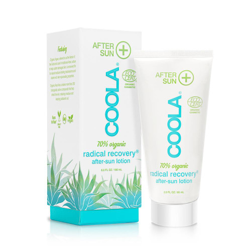 Ecocert® Radical Recovery® Organic After-Sun Lotion