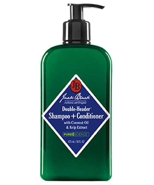 Double-Header Shampoo + Conditioner
