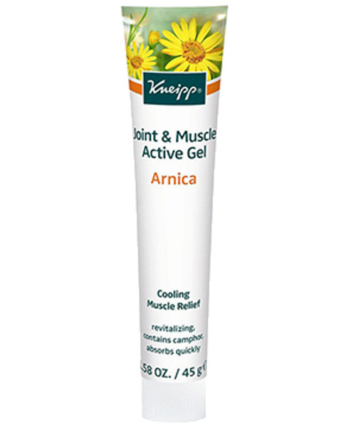 Arnica Joint + Muscle Cooling Gel