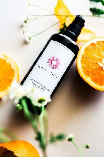 THE GREAT CLEANSE, nourishing supercritical cleansing oil