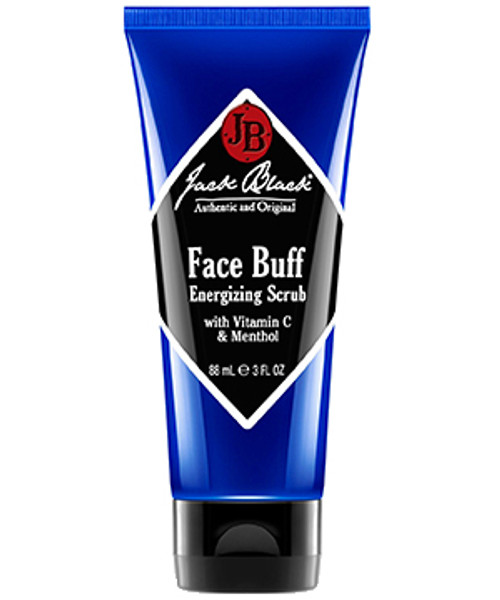 Face Buff Energizing Scrub with Vitamin C + Peppermint