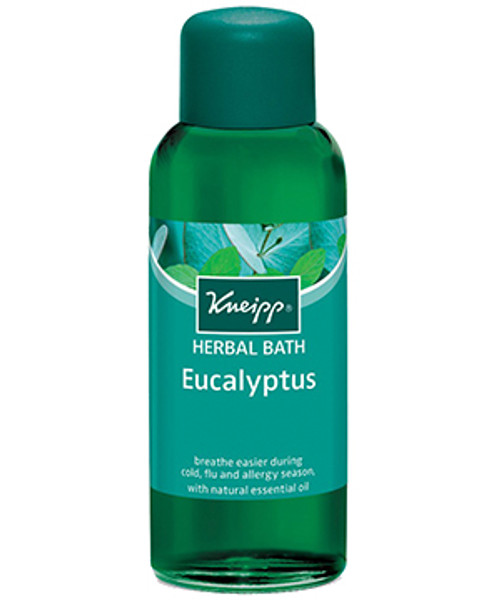 Eucalyptus Cold Season Relief Herbal Bath