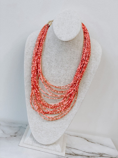 Loving The Layers Statement Necklace