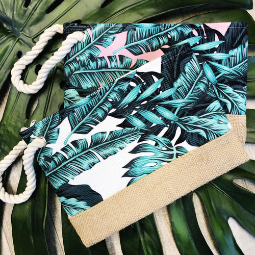 Palm Perfection Wristlet