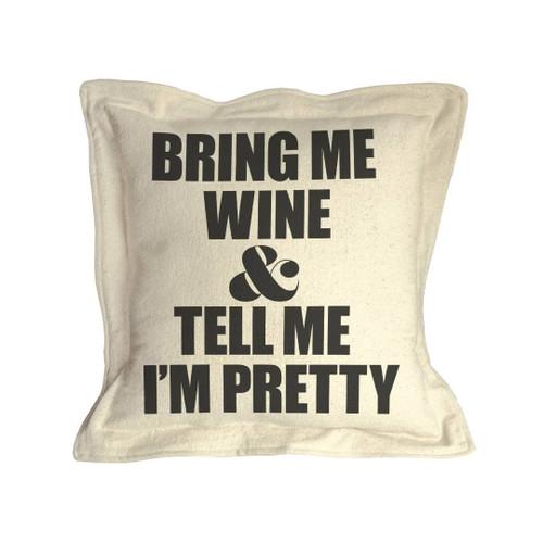 Bring Me Wine Pillow