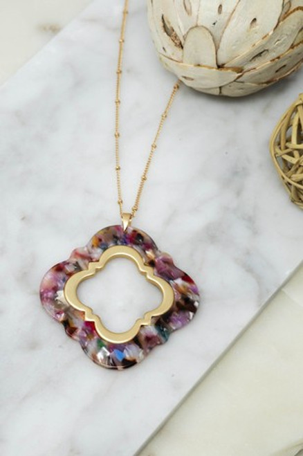 Stay Gold Necklace