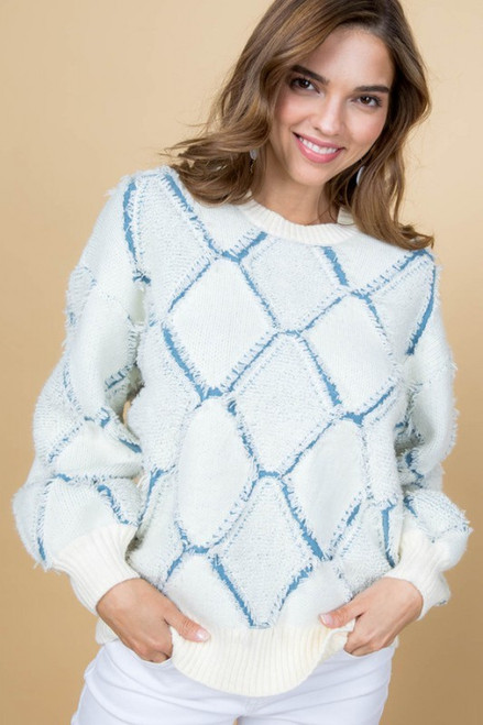 Shine Bright Diamond Sweater