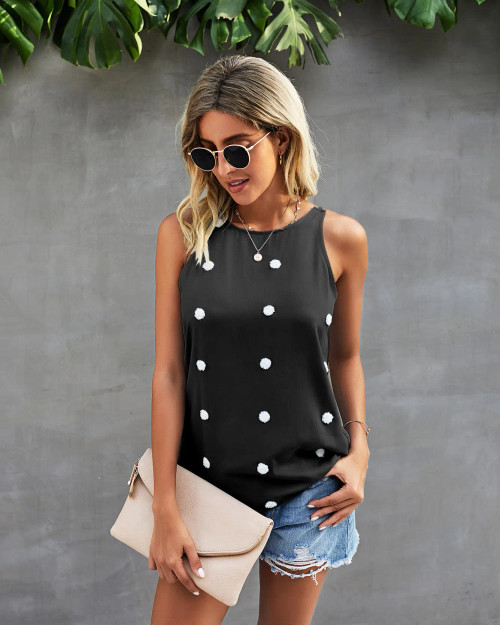 On The Dot Tank Top