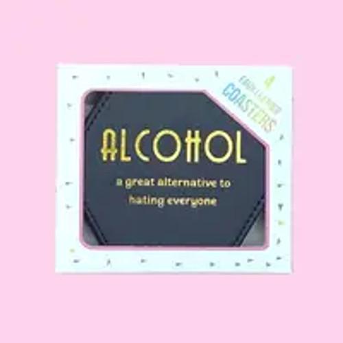 Alcohol Coasters