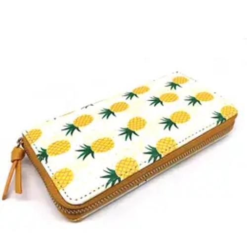 Pick Me Up Pineapple Wallet