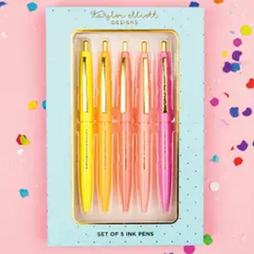 Hello Sunshine Ink Pen Set