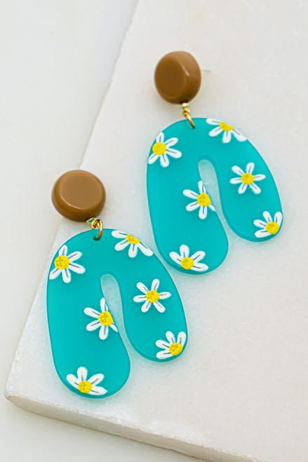 Darling Daisy Earrings