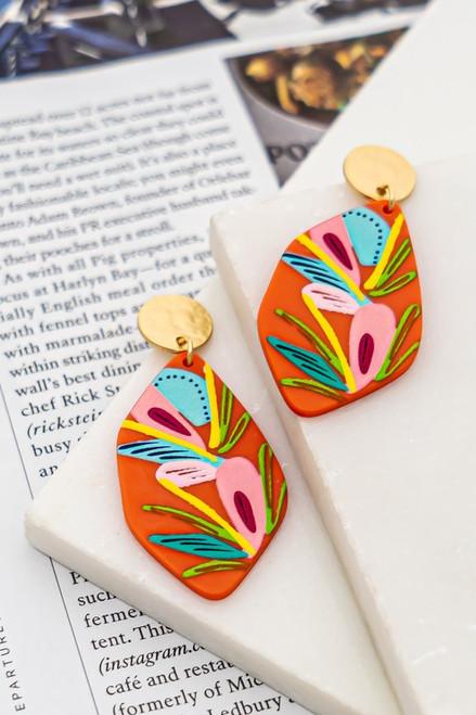 Floral Fun Earrings