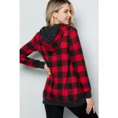 Best I Ever Plaid.. In Red